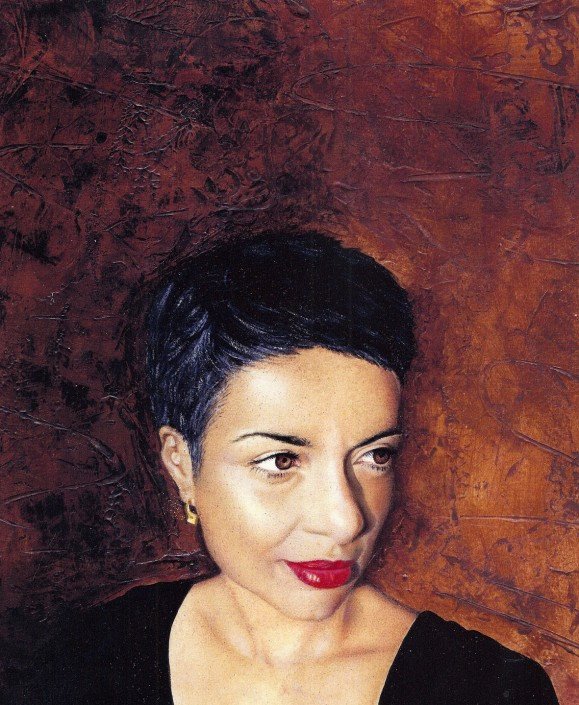 Suna. Acrylic on board. 2002