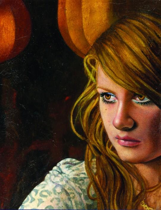 Martha Rae, Acrylic. 2008