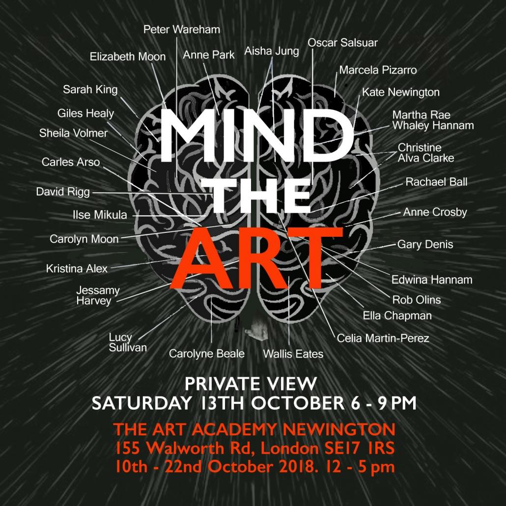 Mind The Art Show